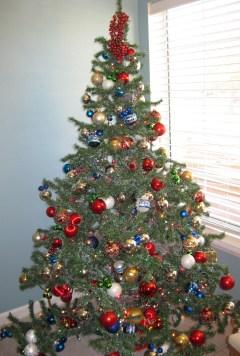 office christmas trees. office christmas trees
