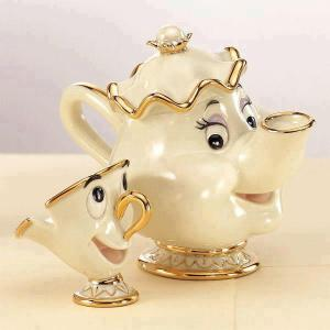 Are you yearning to have a tea party, but haven't put that date on the calendar yet?