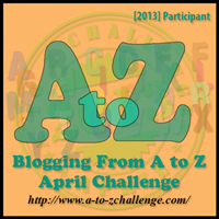 a-z graphic