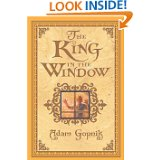 king in window book cover