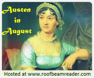 What Austen book(s) will you read in August?